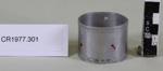 Serviette ring; Unknown maker; Unknown; CR1977.301