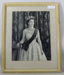 Photograph, framed official portrait of Queen Elizabeth II; Unknown; Unknown; CR2012.150