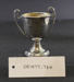 C.V.F.B. miniature silver cup; Unknown; Unknown; CR1977.744