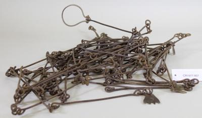 Gunter's chain; Unknown maker; Unknown; CR1977.907