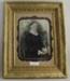 Portrait photograph, colourised, Mrs Emma Marsh; Unknown; Unkown; CR1980.094