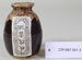 Chinese preserved vegetable jar; Unknown maker; Unknown; CR1987.001.2