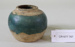 Chinese ginger jar; Unknown maker; Unknown; CR1977.767