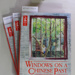 Book, WINDOWS ON A CHINESE PAST, Volumes 1 (1) and 4 (3); James Ng; 1993; 0-908774-56-7; CR2015.022