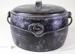 Black cast iron pot - boiler; Archibald Kenrick & Sons Ltd,  West Bromwich, England; Unknown; CR1977.224