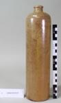 Ceramic water bottle; Unknown maker; Unknown; CR2016.012.2