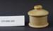 Small crockery bottle or ink pot; Unknown maker; Unknown; CR1988.300