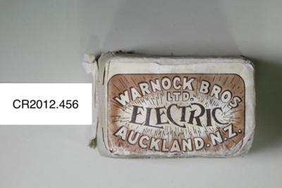 Pumice sand soap; Warnock Bros. Ltd.; Unknown; CR2012.456