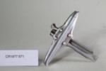 Part of Zeppelin - souvenir; Unknown maker; WW I; CR1977.671