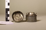 Ink Well and container; Unknown maker; Unknown; CR1977.507