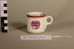 2 Demitasse coffee cups and saucers; Dunn Bennett & Co.Ltd.; Unknown; CR2012.463