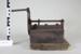 Tobacco cutter; Unknown maker; 1890; CR1977.423