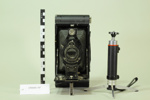 Camera & attached tripod; Bilora, Germany; Kodak; 1926 - 1935; CR2005.187