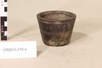 Crucibles (2); Unknown maker; Unknown; CR2015.016