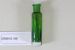 Dark green small glass  bottle; Unknown maker; Unknown; CR2012.126