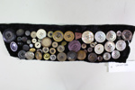 Button sampler ; Unknown maker; Unknown; CR1977.586