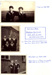 photographs of members of 263 Wireless/Telegraphy Class, Benbow Division, October 1948 to November 1949. ; photographer : unknown; SHHMG:A3199