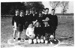 Copy of photograph of Rodney Division Discus Team 1952; photographer : unknown; SHHMG:A3482