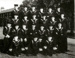 photograph of 129 class, 40 Mess, Drake Division 1949; photographer : unknown; SHHMG:A376