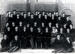 Copy photograph of a complement of Womens Royal Naval Service at HMS Ganges in 1945.; photographer : unknown; SHHMG:A4968