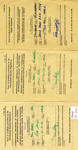 Certificates of vaccination for Smallpox, Cholera and Yellow Fever for David Rye, C/SSX864681; SHHMG:A404