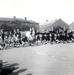 Photograph of Bugle Band on the Parade Ground; SHHMG:A953