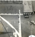 Photograph of a view from the mast, 1965; SHHMG:A949