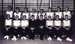 Photograph of HMS Ganges physical training staff in 1957; photographer : Fisk, R A, Mr; SHHMG:A6904