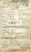 Service Certificate of Edward Griffin, J12145, Joined HMS Ganges 29 May 1911; 29.5.1911; SHHMG:A2261.2