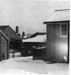 Photograph of external view of the sick quarters; SHHMG:A691.2