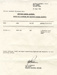 2 pages of  Married Quarters Temporary Memo, 1974; 25.6.1974; SHHMG:A2943