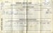 Gunnery History Sheet for George Smith Adamson, P/SSX839541. Served HMS Ganges 1948; SHHMG:A411