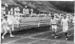 Photograph of 220 yard race; photographer : Tudor Photos, Crown Street, Ipswich England; SHHMG:A437