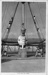 Photograph of HMS Ganges figure head at base of mast; photographer : unknown; SHHMG:A466