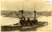 Photograph of HMS Agamemnon in Grand Harbour, Malta; photographer; SHHMG:A4595