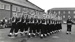 Photograph of a guard from 14 Mess, Rodney Division, 1963; photographer : Fisk, R A, Mr; SHHMG:A904