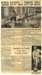 """A news cutting from the Suffolk Mercury 18th 1963 showing an article titled """"Spotlight on Youth"""" with photographs about boys training at HMS Ganges.; SHHMG:A4713"""