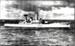 photograph of HMS Leander.; SHHMG:A895