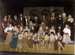 colour photograph of Royal Navy Drama Contest 1975. Winners HMS Ganges version of 'Oliver'; photographer : unknown; SHHMG:A3319
