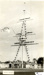 Postcard of the mast manned in 1965.; photographer : Fisk, R A, Mr; SHHMG:A948