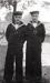 Photograph of two HMS Ganges Boys in 1921; SHHMG:A2435