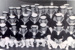 Photograph of a group of Juniors of a display team; SHHMG:A1300
