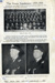 A page from 1955 Shotley Magazine showing photographs of 27 mess Anson Division 1935 and 2 of these boys who became Officers, their photographs are also shown in this magazine.; SHHMG:A1842