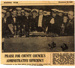 A copy of a newscutting photograph from the Evening Star on 20th November 1956 taken at the Ritz cinema in Ipswich of Sea Cadets attending the opening of the film The Baby and The Battleship. Captain Le Fanu of HMS Ganges and Jack Woodward are present. Jack had been a boy at Ganges in 1933.; SHHMG:A7533