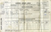 gunnery history sheet for Henderson, James P/SSX 905440 giving details of service between 17.06.55 until 11.11.57; SHHMG:A598.1