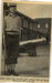 """A news cutting from the Suffolk Mercury 25th 1963 showing an article titled """"Spotlight on Youth"""" with photographs about boys training at HMS Ganges. This one shows Robert Thorne on guard.; SHHMG:A4713.3"""