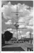 Photograph of the Mast at HMS Ganges; photographer : unknown; SHHMG:A467