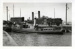 Photograph of the HMS Ganges Picket Boat in July 1934; SHHMG:A253