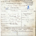 17 pages comprising the Service Certificate, Gunnery History sheets, Hurt Certificate, Trade Certificate, birthday telegram and a short history of the 2 ships named HMS Ganges relating to Sidney Oliver Thorogood (C/JX126786) who was a boy at Ganges in 1926.; SHHMG:A5330