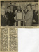 News cutting about a personal bravery certificate awarded to Boy Garrard in 1918 for saving another boy from drowning in 1918.; SHHMG:A9987